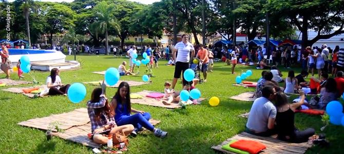 Primeira feira vegetariana organizada por uma prefeitura reúne 8 mil pessoas em Limeira-SP