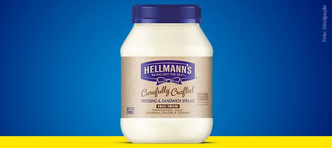 Hellmann's lança maionese sem ovos após processar empresa que faz maionese vegana
