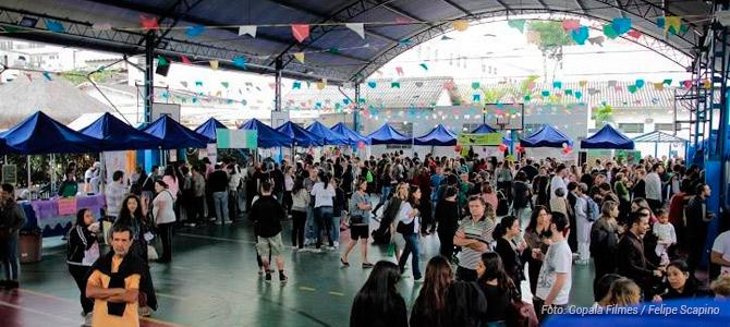 02 e 03/07   São Paulo: festa julina vegana terá refeições até R$ 15, música e barracas típicas
