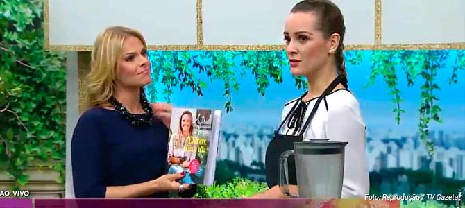 Nutricionista vegana Astrid Pfeiffer lança seu segundo livro com foco em alimentação detox