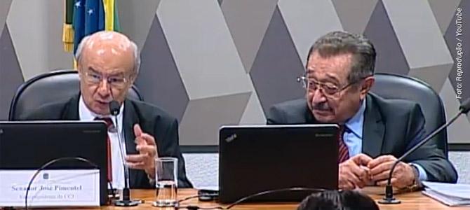 Comissão do Senado aprova PEC da Vaquejada em 10 segundos e sem declaração de voto