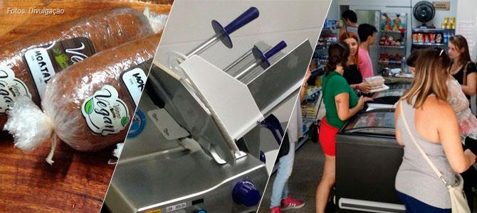Belo Horizonte ganha seu primeiro açougue vegano e ele também funciona como mercearia